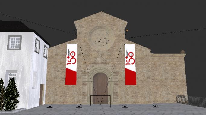 Convento de S. Francisco Texturas