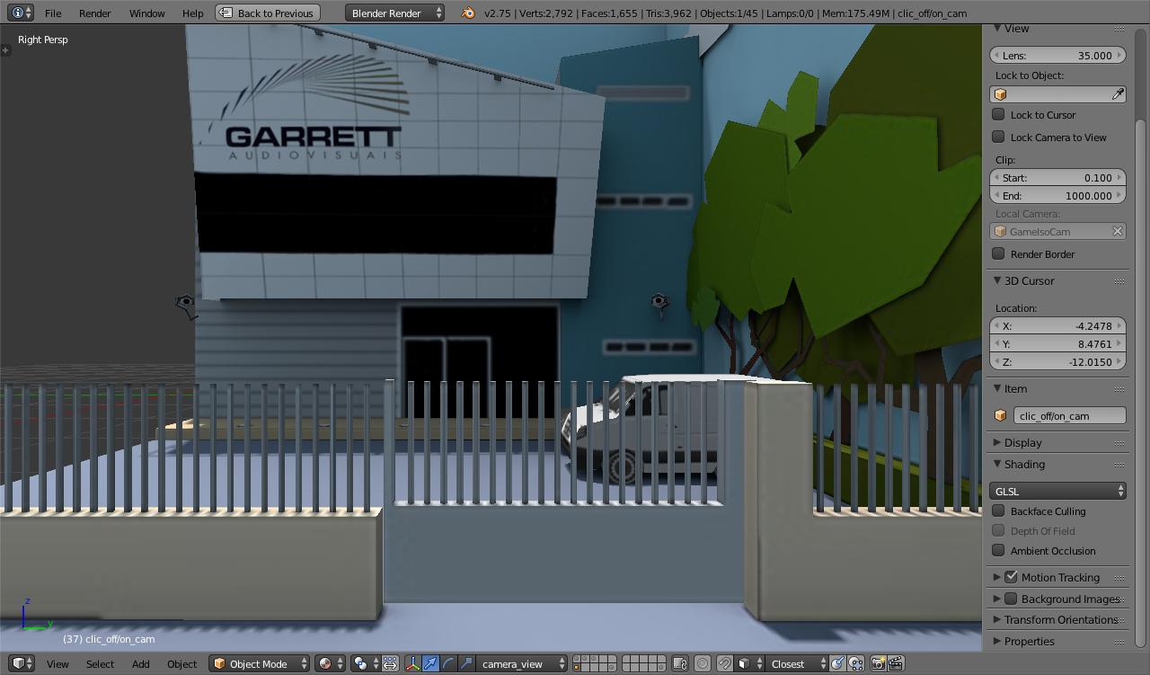 Simulador 3D Interactivo